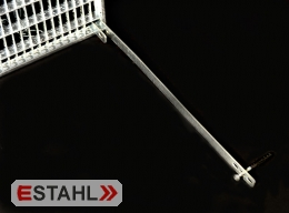 Crochet de sécurité galvanisé