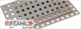 Rampes de seuils Kit-0 jusquà 2,4 cm (largeur 75 cm)