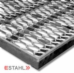 Caillebotis standard en métal étiré