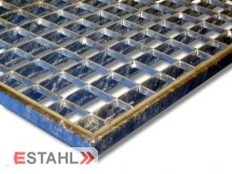 Caillebotis standard 490 x 890 x 20 mm