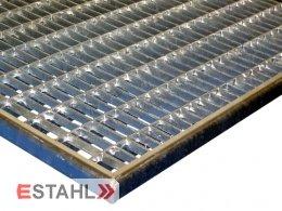 Caillebotis standard 390 x 590 x 20 mm
