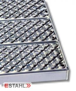 Grille de sécurité 1000 x 1000 x 32 mm