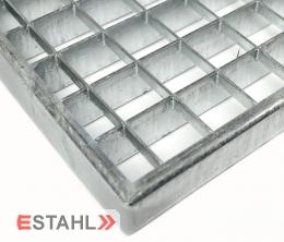 Caillebotis pressé industriel 1000 x 998 mm 30/30
