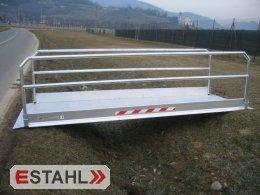 Passerelle - Gangway, longueur 1660 mm, largeur utile 1000 mm