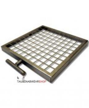 grille anti choucas amovible